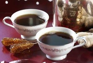 Gingerroot Black Tea