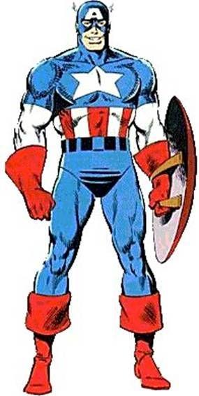 rsultat de recherche dimages pour captain america dessin - Dessin Marvel