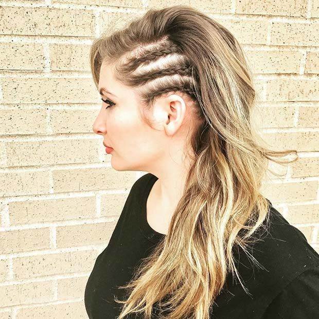 15 Sweet And Cute Wedding Hairstyles For Medium Hair: Cute Braided Hairstyles You Need To Try