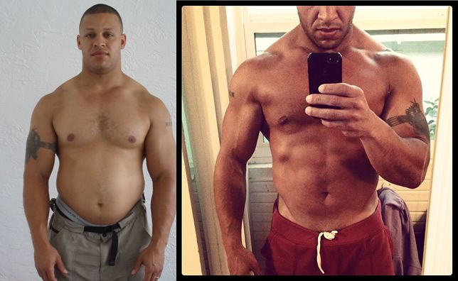 paleo + intermittent fasting RESULTS
