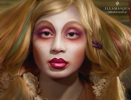 Illamasqua Toxic Nature Makeup Collection for Spring
