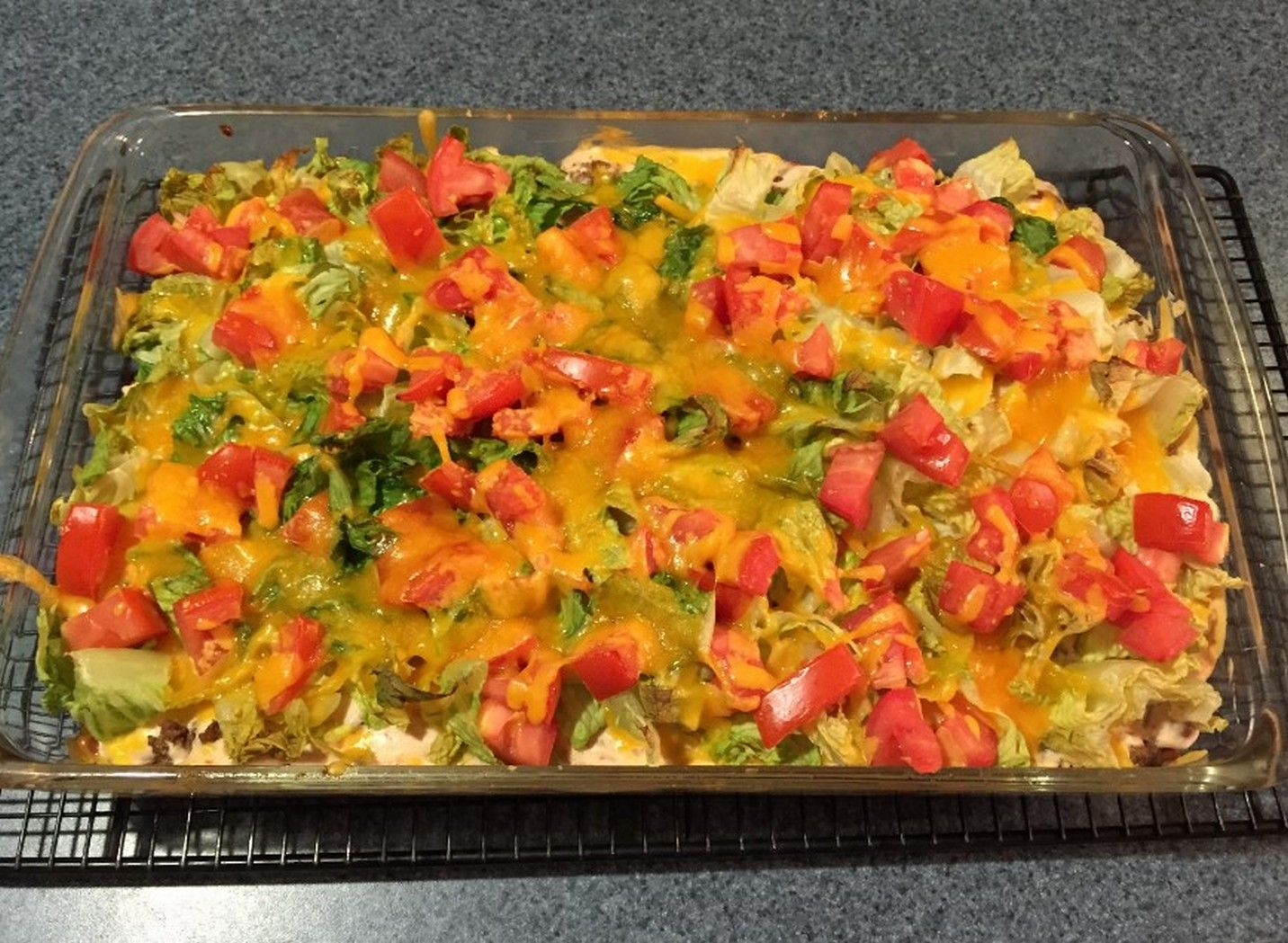 Doritos Taco Casserole | Food Recipes | Dips in 2019 ...