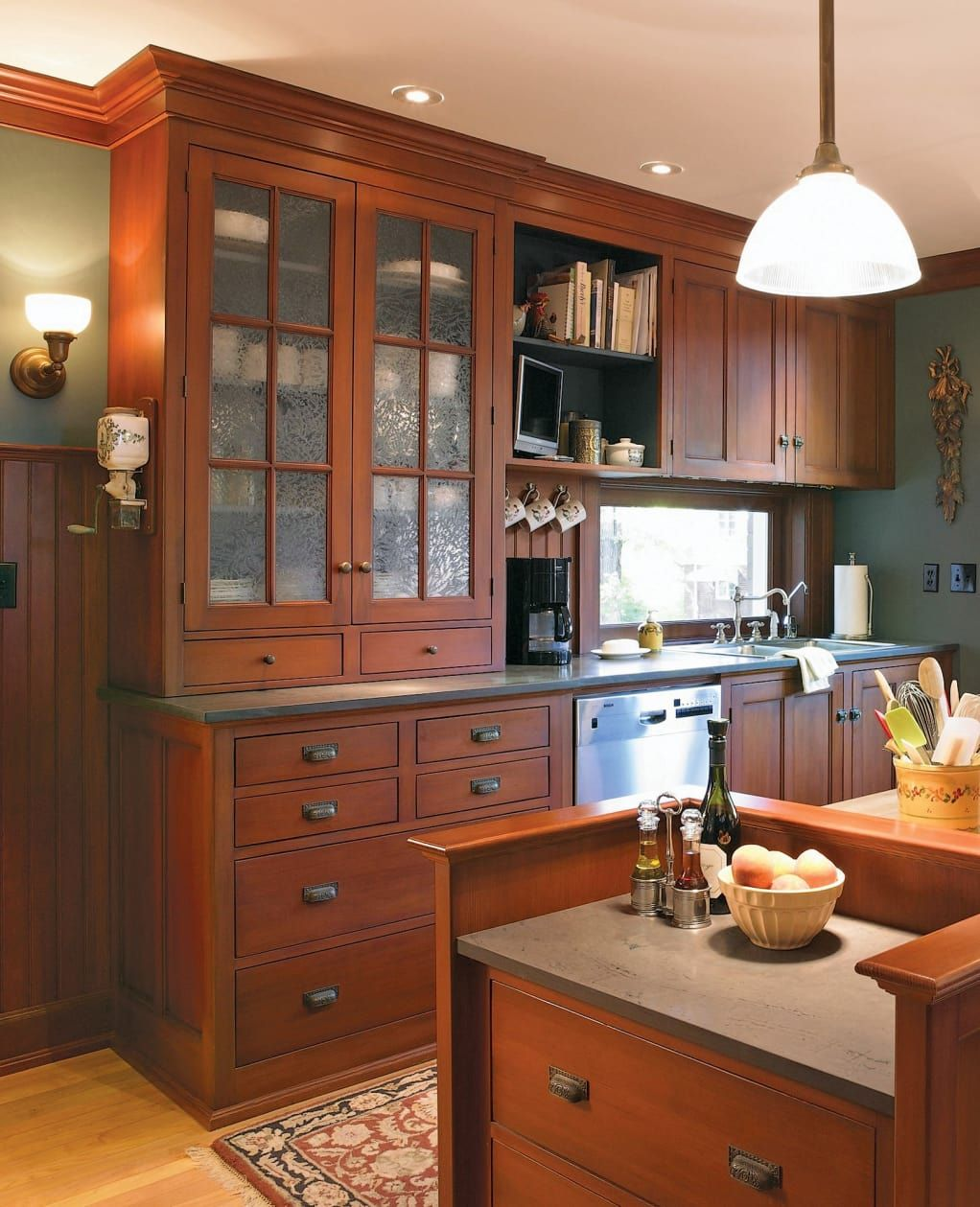 Kitchen Cabinets For Period Houses Restoration Design For The