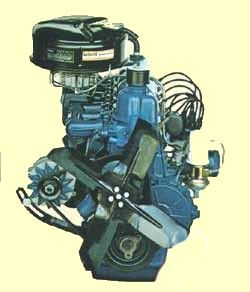My favorite truck engine of all time, the Ford 300 inline-6