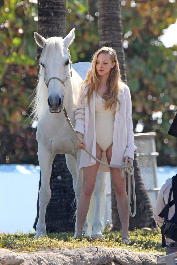 Selena White Twin Sleigh Bed Youth Bedroom Set: Picture Of Amanda Seyfried