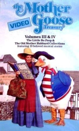 The Mother Goose Video Treasury Volumes 3 4 Mother Goose