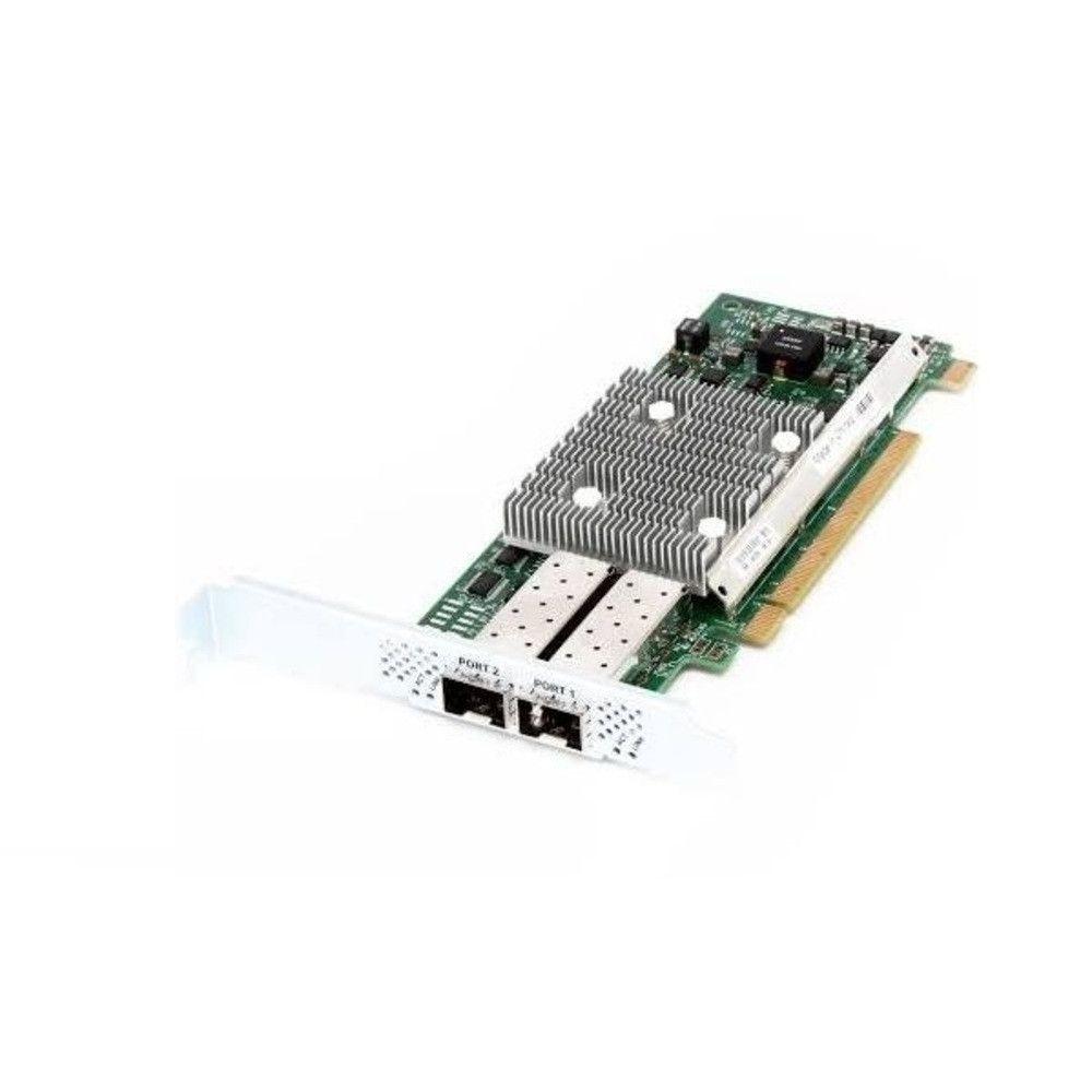 Cisco 10GB Ucs Vic 1225 Virtual Interface Dual Port Fiber SFP+ w/ Transceivers PCI Express x16 Card 68-4205-06