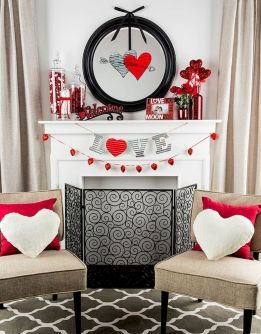 Cool 33 Best Beautiful Valentines Day Decorations Ideas Https Coachdecor Com 33 Best Beautiful Valentine S Day Diy Diy Valentines Decorations Valentines Diy