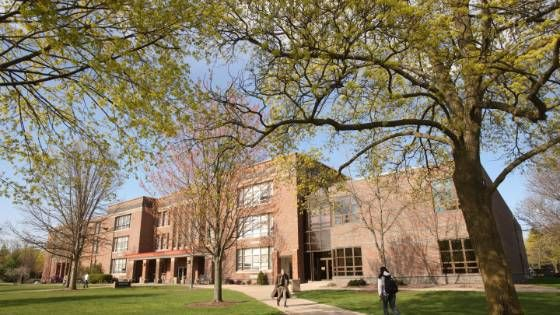 Grawn Hall   Campus Map   Central Michigan University   Home sweet ...