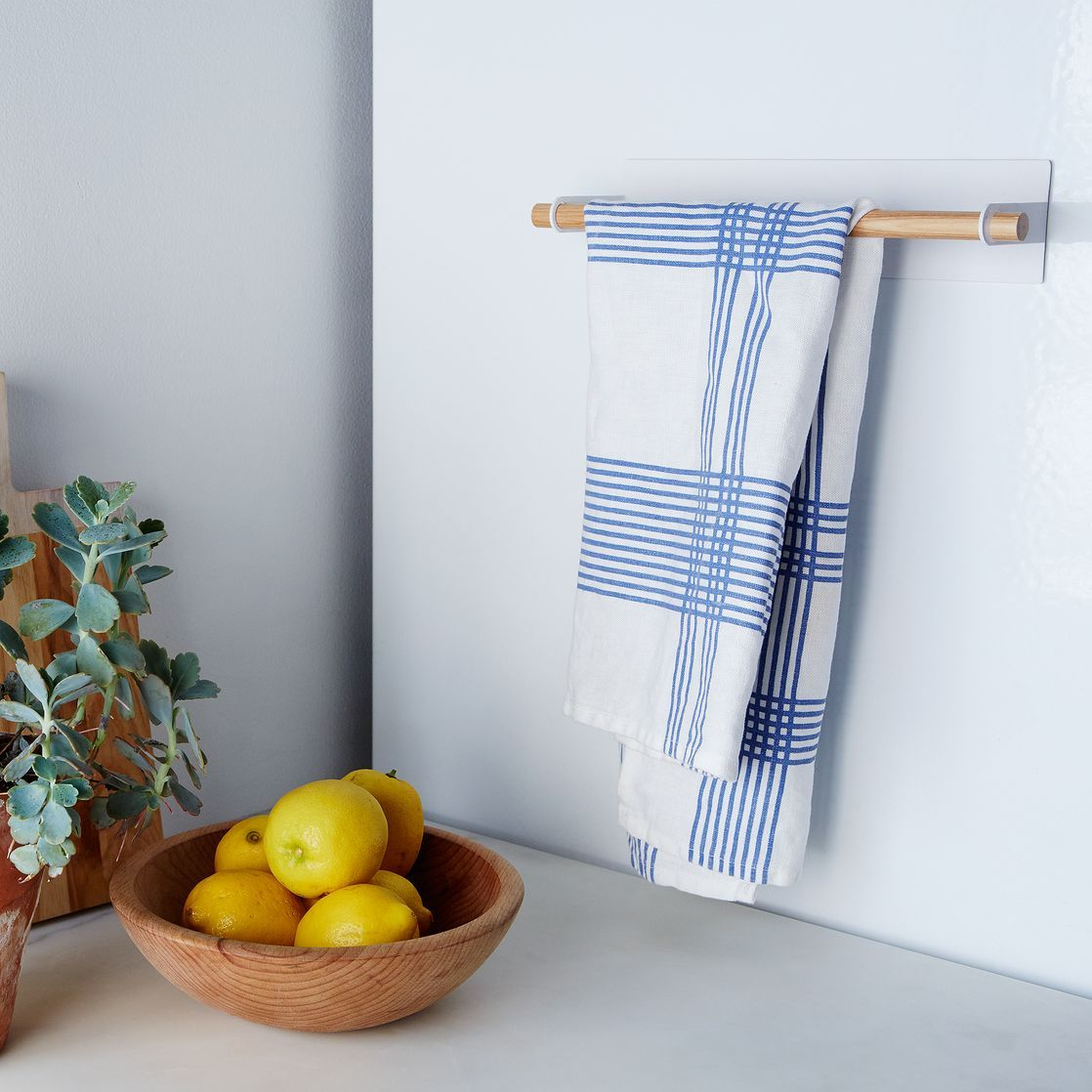 Magnetic Kitchen Towel Holder | Towel holders, Towels and Kitchens