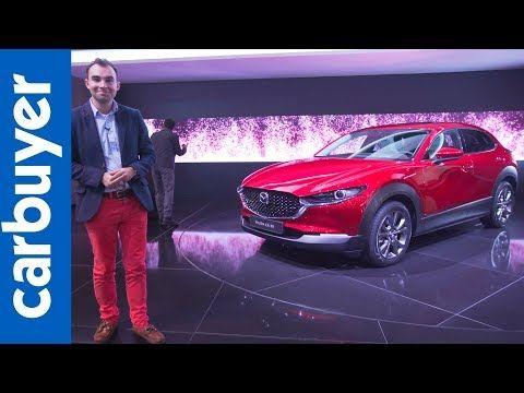 New Mazda Cx 30 Suv Stars At Geneva Motor Show Youtube