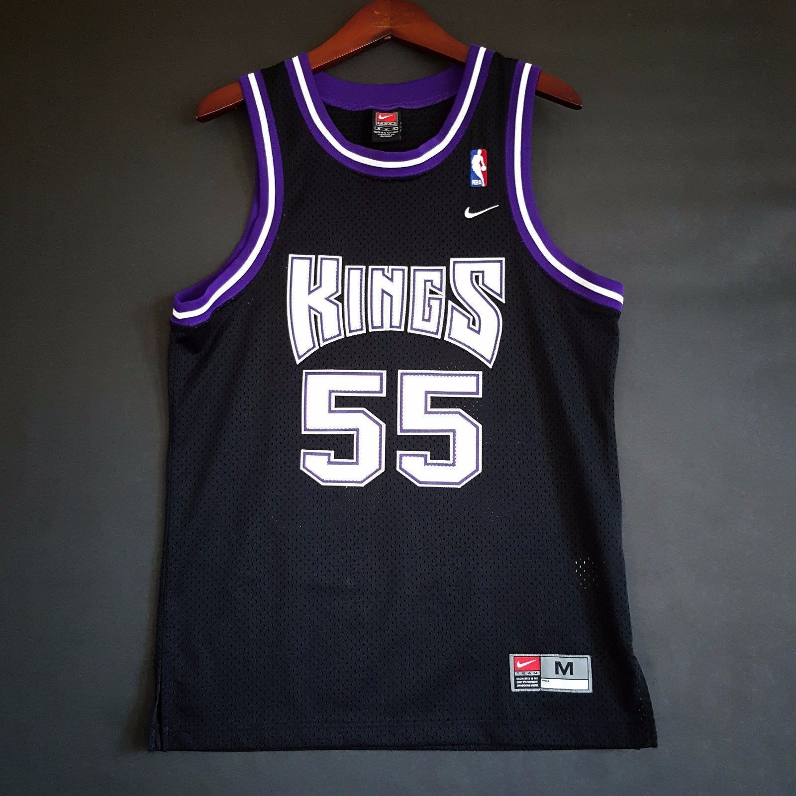 3e15374142f ... 100% Authentic Jason Williams Nike Kings Swingman Jersey Size M 40 ...