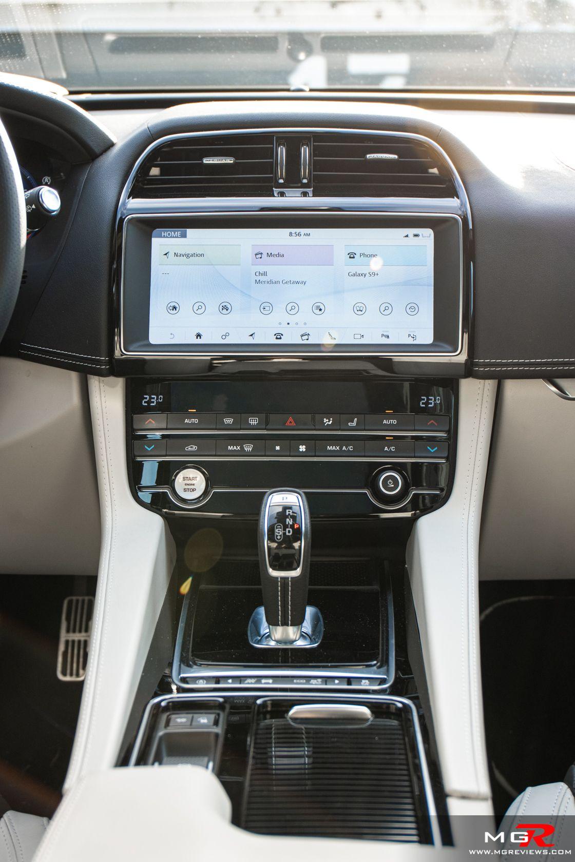 Review 2020 Jaguar F Pace Svr Mgreviews Com In 2020 Jaguar Automotive Photography Family Suv