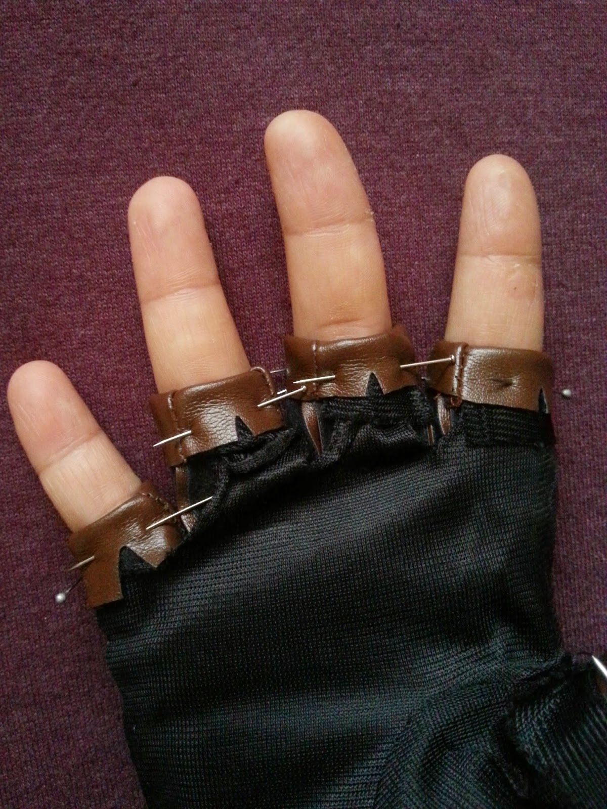 Driving gloves yahoo answers - Silver Afternoon Fingerless Gloves From Leather Gloves Tutorial
