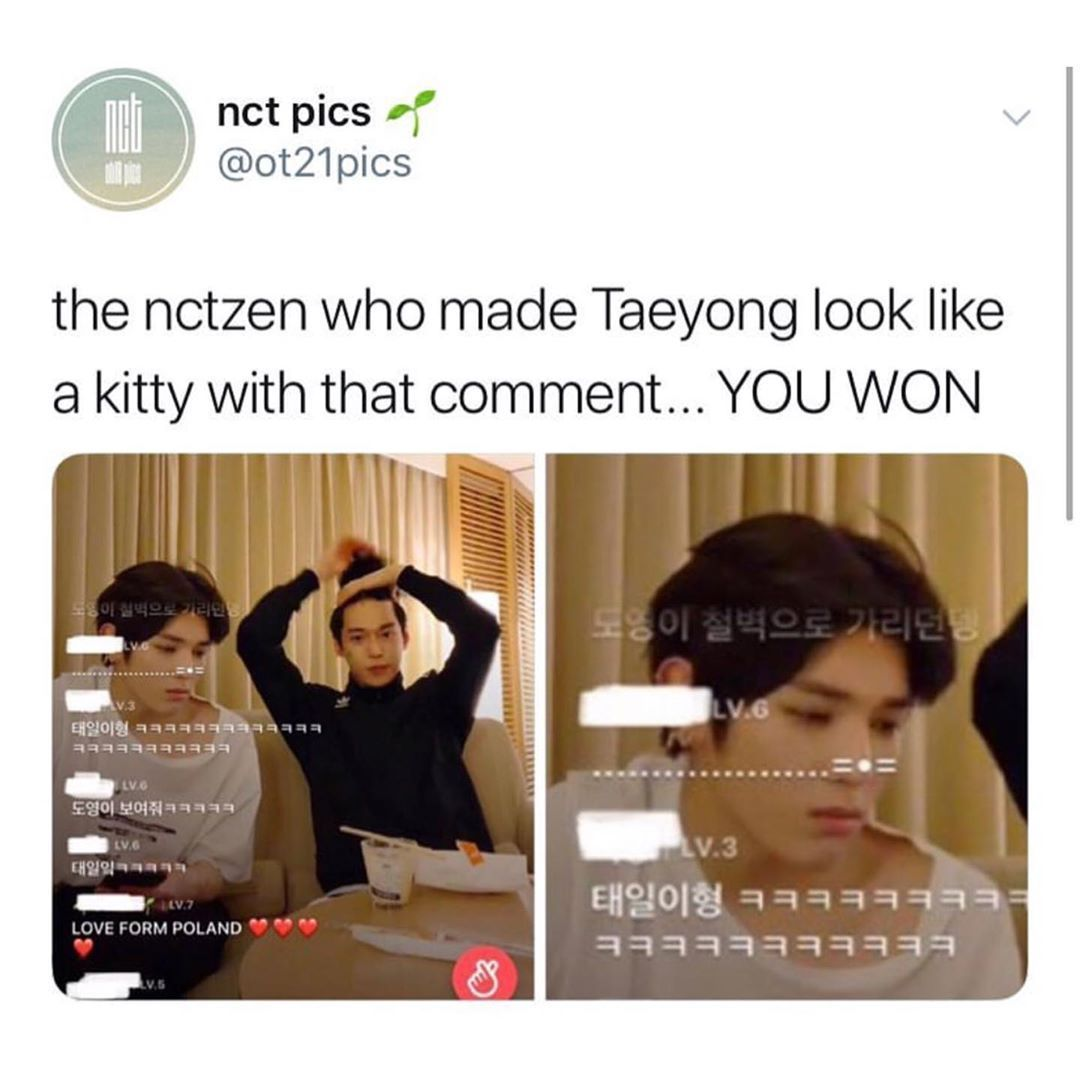 Visit Iomoio And Download The Music Jpop Nct Nct Taeyong Funny Kpop Memes