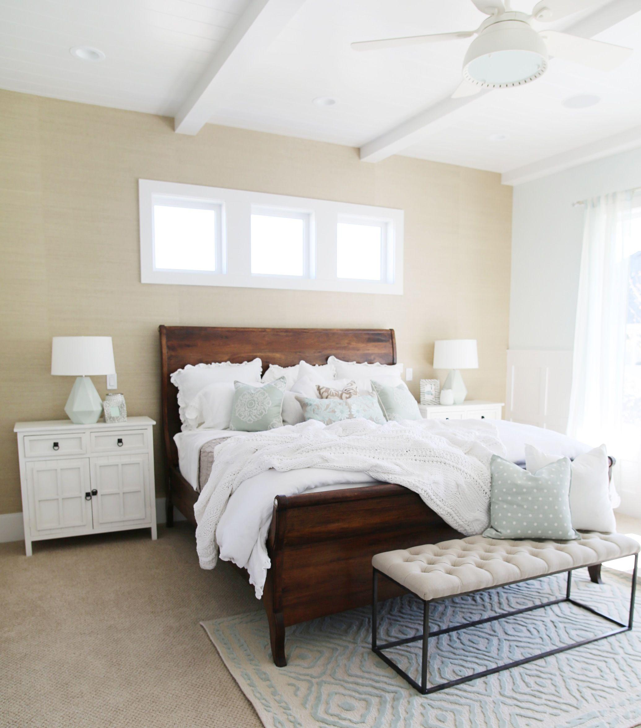 Wood Bedroom Furniture, Dark