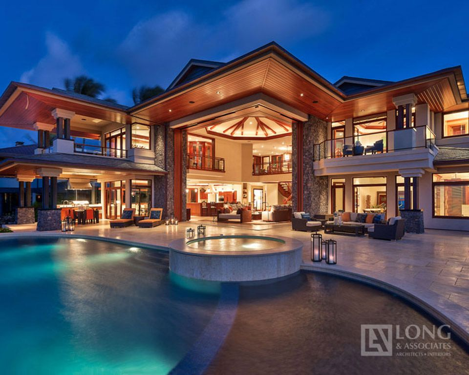 Beau House · Hawaii Home Designers