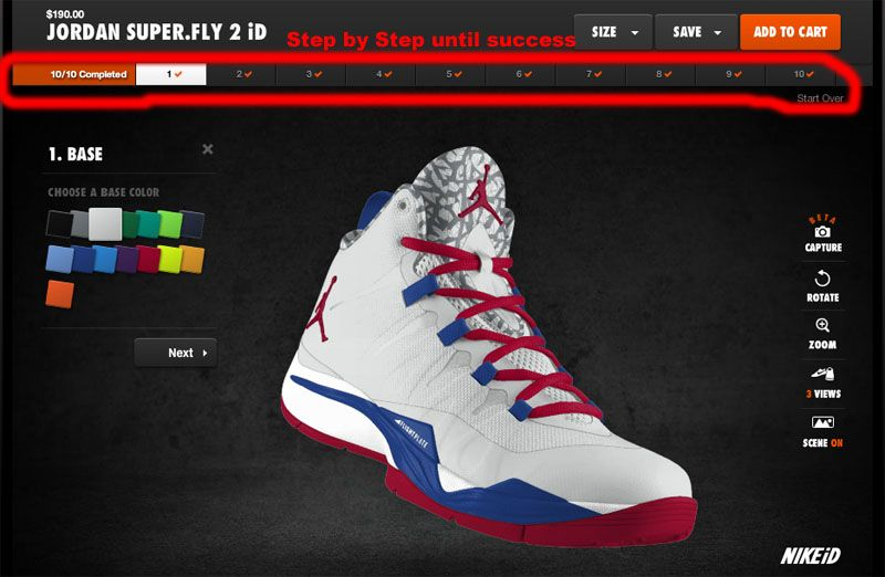 Customize Your Own Basketball Shoes