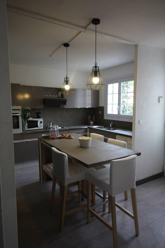 Decoration by sophie ferjani source facebook sophie ferjani pour maison a vendre m6 - Table basse maison a vendre m6 ...