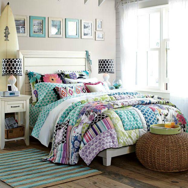 Teenage Girl Bedroom Themes Ideas: 24 Teenage Girls Bedding Ideas
