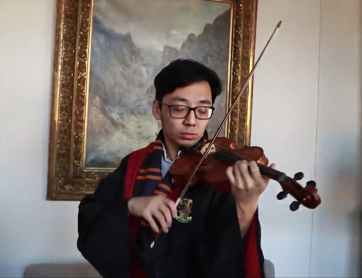 Harry Potter Brett In 2020 Music Memes Music Humor Classical Music