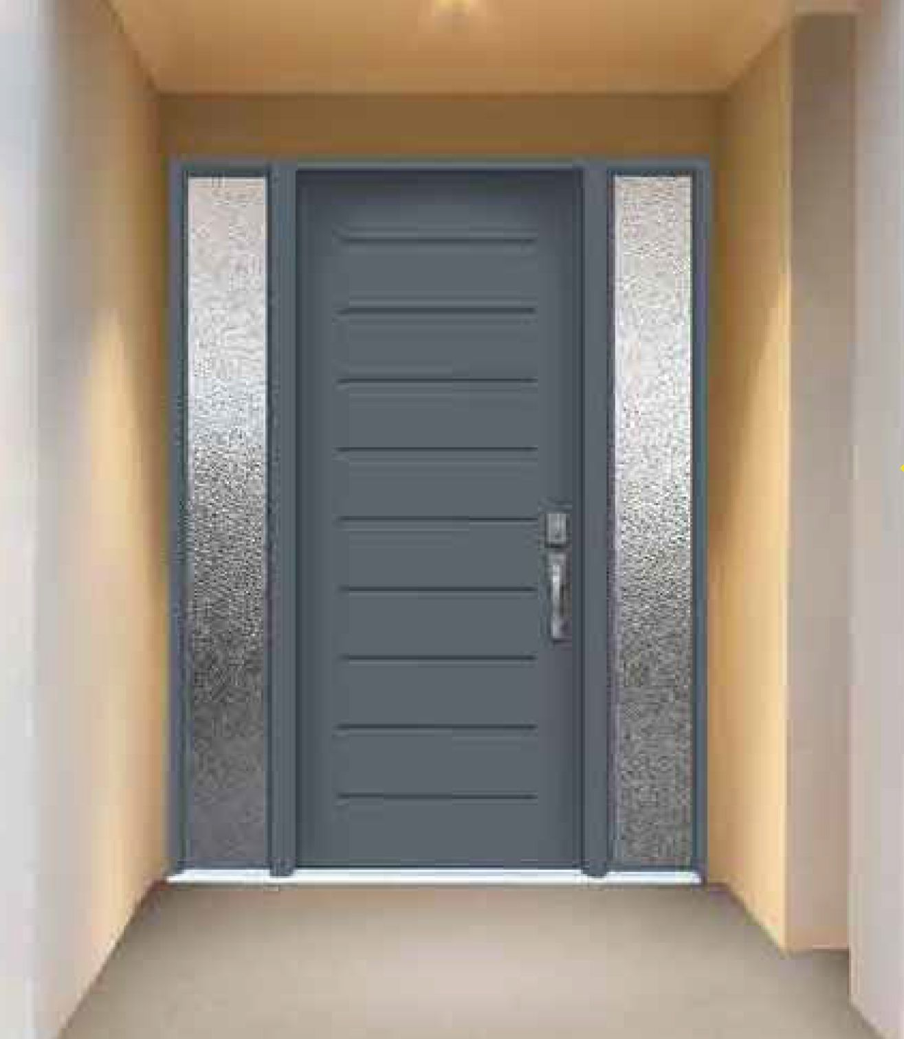 lowes modern entry doors - Google Search | front door | Pinterest ...