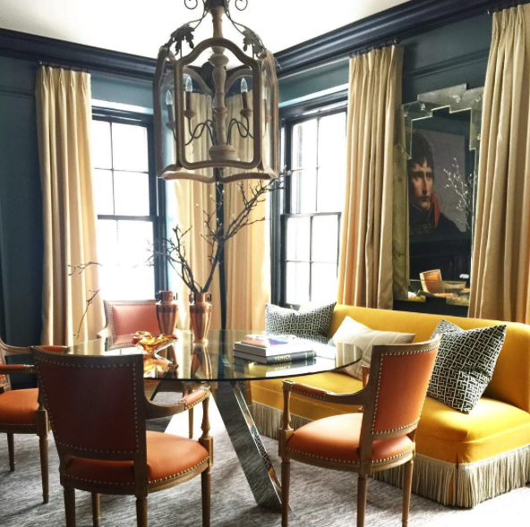Share Tweet Pin Mail I have followed New York-based interior designer, Garrow Kedigian on Instagram for a while now. I love his chic, tailored ...