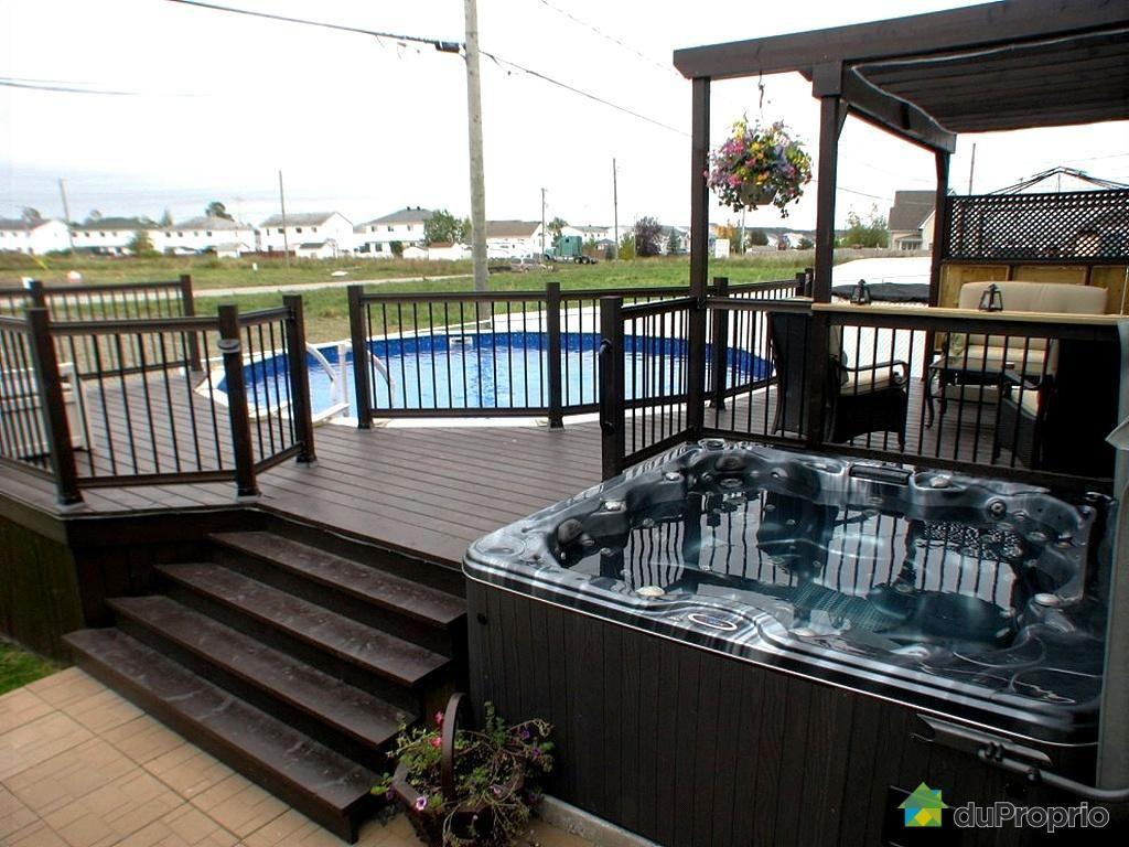 r sultats de recherche d 39 images pour patio piscine hors terre patio piscine id e. Black Bedroom Furniture Sets. Home Design Ideas