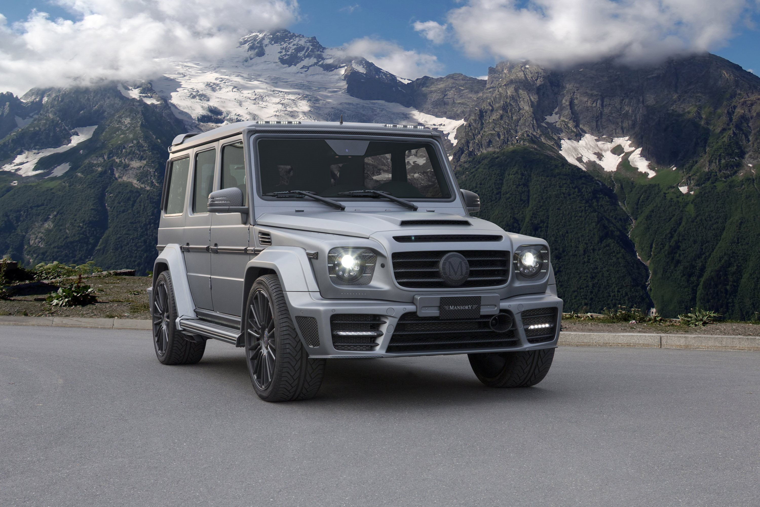 Mansory Mercedes Benz G Class Amg Gronos The Good Life