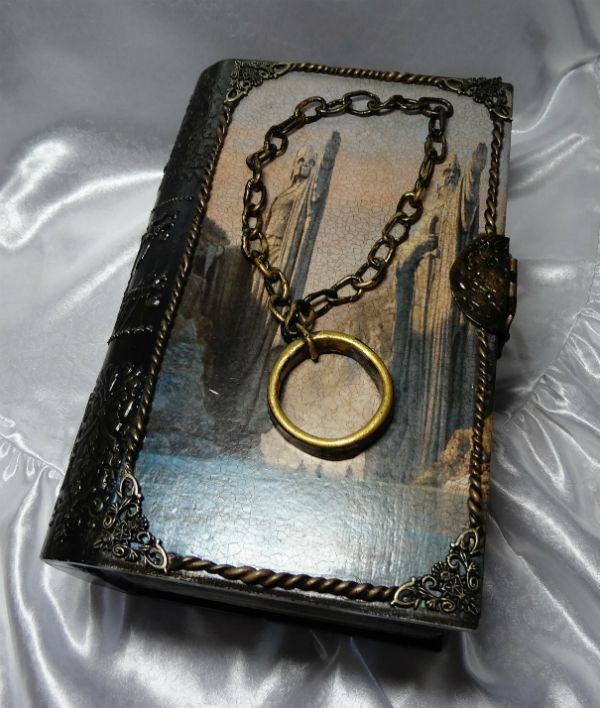 dcpg diy do it yourself lord of the rings book solutioingenieria Choice Image