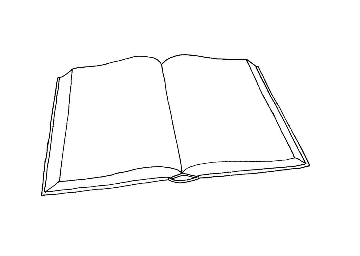 Malvorlage Buch Lesen 2 Wenn Du Mal Buch 1