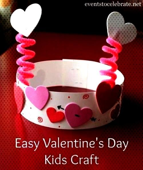Valentines Day Crafts for Kids - Daily Dose of DIY 26 Fabulous Valentines Day Crafts for Kids - D