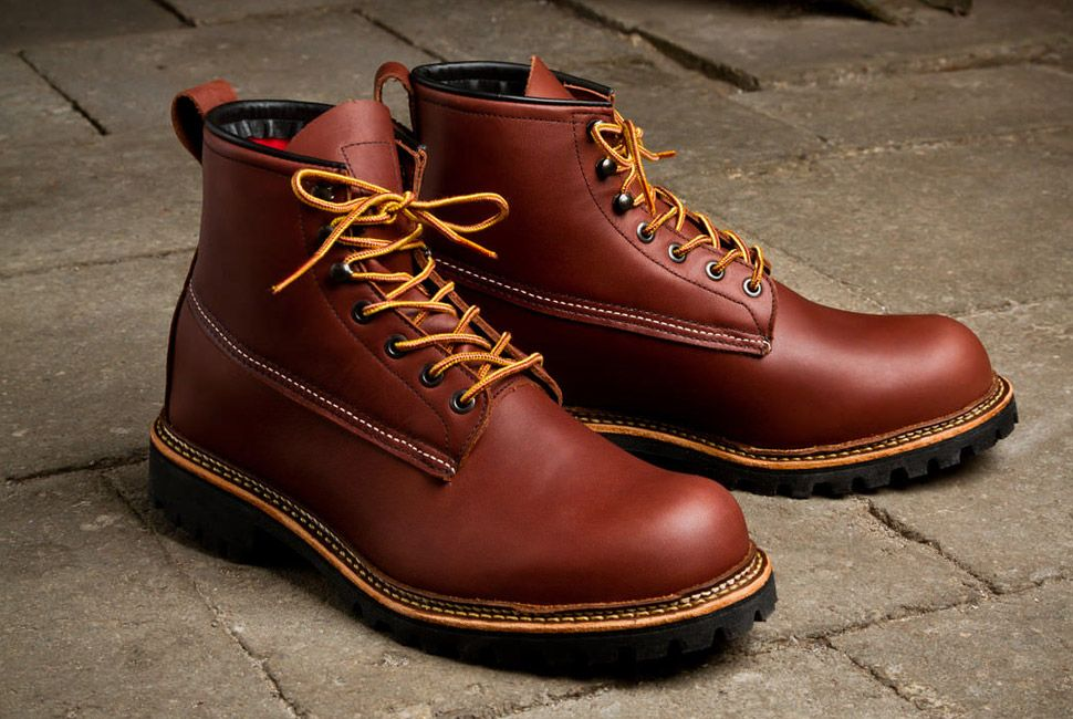 Top Mens Boots - Cr Boot