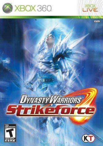 Dynasty Warriors Strikeforce Xbox 360 By Koei To View Further