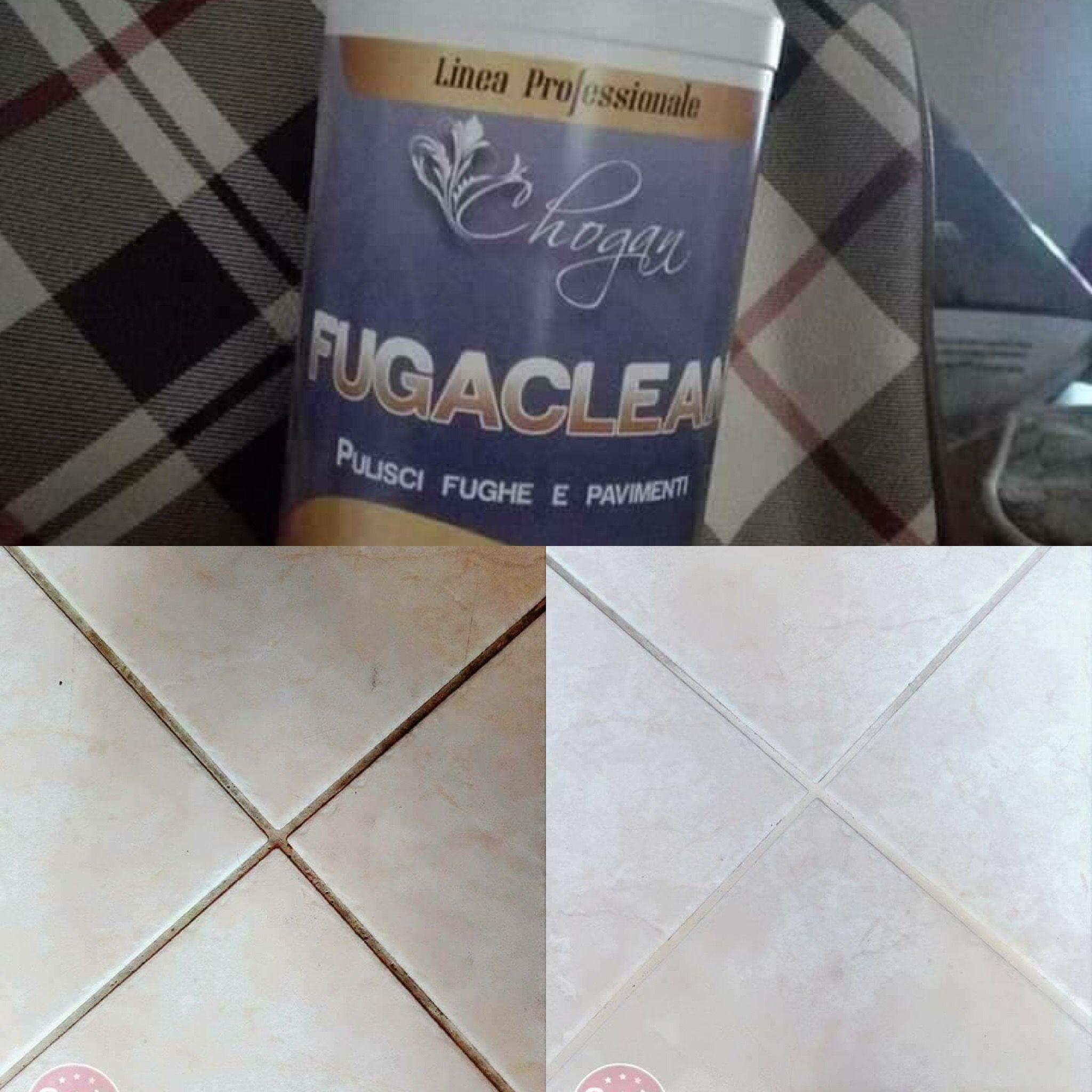 Testimonianza fugaclean chogan prodotti hccp per la casa adatto per pulire le fughe del - Prodotti per pulire casa ...