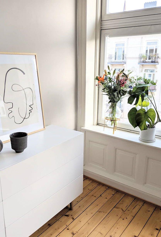 Wandfarbe GrauBraun fürs Schlafzimmer von www.kolorat.de