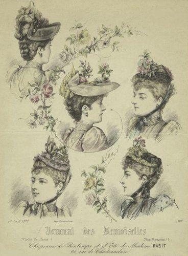 April 1892 Journal des Demoiselles