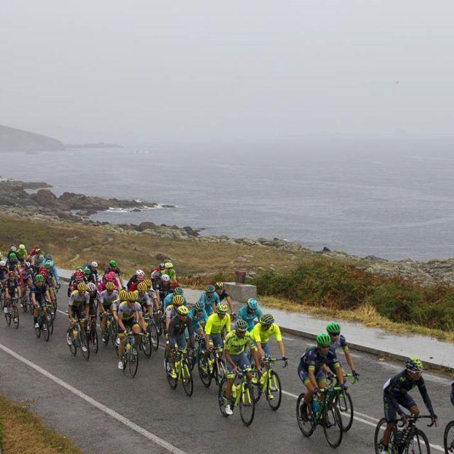 Vuelta a Espana 2016 Stage 5 by Yuzuru Sunada