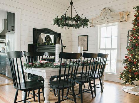 49 super ideas farmhouse dining room black joanna gaines in 2019 joanna gaines farmhouse chip on farmhouse kitchen joanna gaines design id=76014