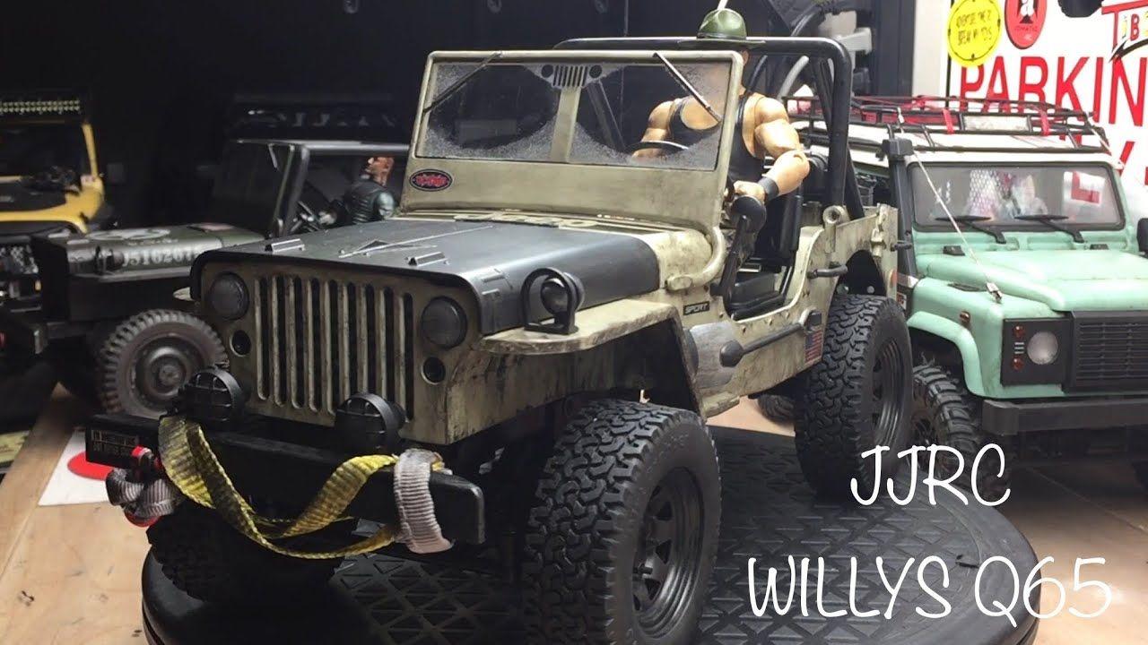 Jjrc Q65 Willys Jeep 2 Full Custom Willys Jeep Willys Jeep