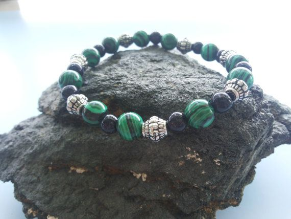 "BRACELET ""MOUNTAIN FOREST"" Beaded bracelet Bracelet for woman Friendship bracelet Gift for her wrap bracelet  Etsy shop: https://www.etsy.com/listing/244189643/bracelet-mountain-forest-beaded-bracelet?ref=listing-shop-header-3"
