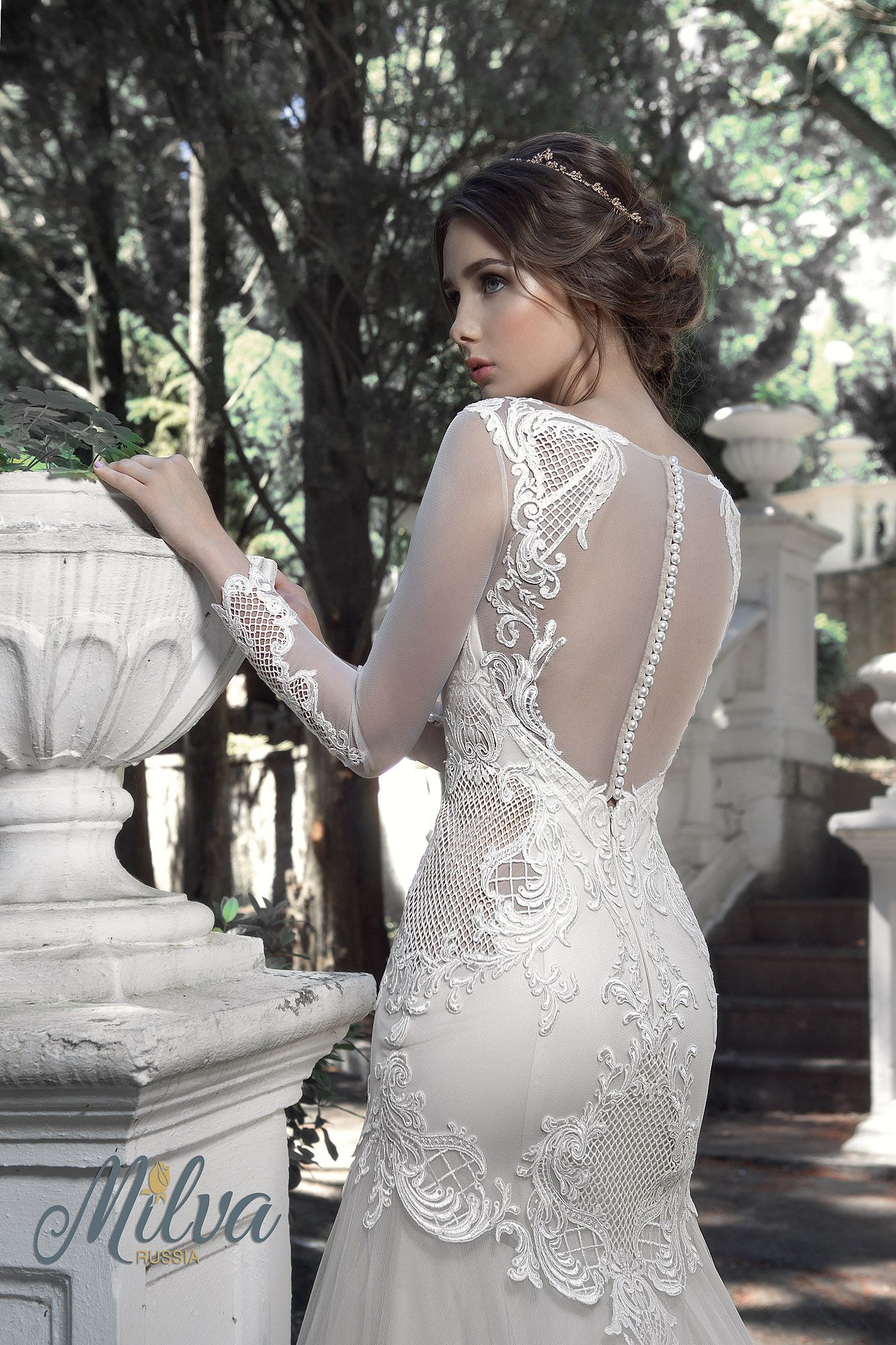 ISABELLE wedding dress in Charmé Gaby Bridal Gown boutique Tampa Bay ...