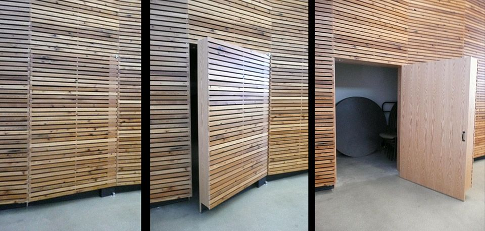 exterior wood slat wall modern slatwall wooden shelves panel