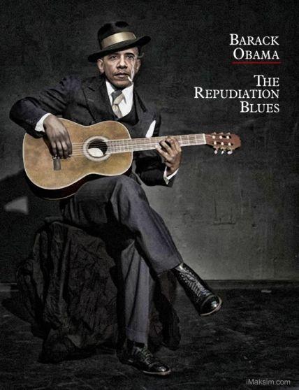 Repudiation Blues Parody Robert Johnson Delta Blues Blues Music