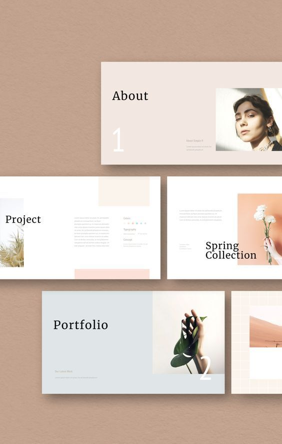 Collect Presentation Template Collect Presentation Template
