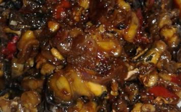 Resep Tutut Mercon Pedas Mantap Resep Masakan Masakan Resep