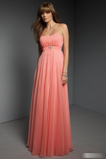 8b98c1042 Pin de Sany Rodriguez en Dresses | Vestidos color coral, Vestidos y ...