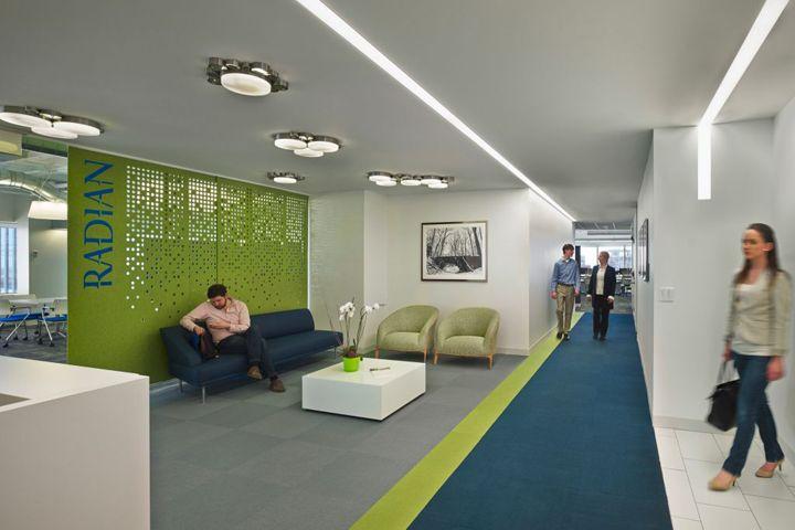 Radian Office By Nelson Philadelphia Us Office Healthcare Pinterest Retail Design