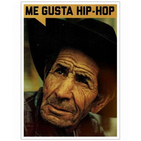 Me Gusta Hip Hop-Art Print - Prints - On The Wall | Art. Everywhere.