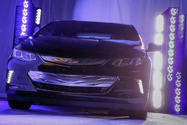 Win 4 Tickets To Washington Auto Show Chevrolet Spon Ended Chevrolet Volt Chevrolet Car